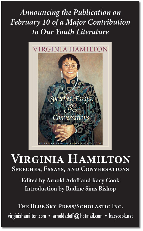 virginia hamilton speeches essays and conversations